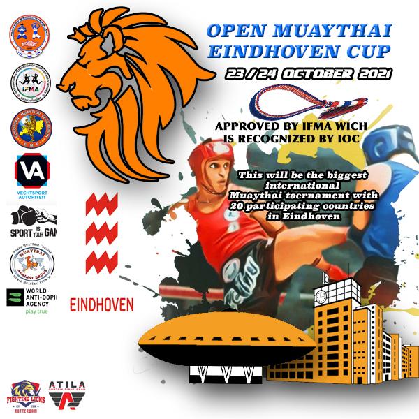 Open Muaythai Eindhoven Cup 2021