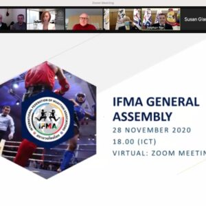 Algemene ledenvergadering IFMA 2020 (General Assembly)
