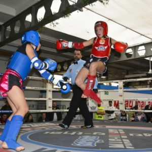 Art of Female Muaythai in Eindhoven